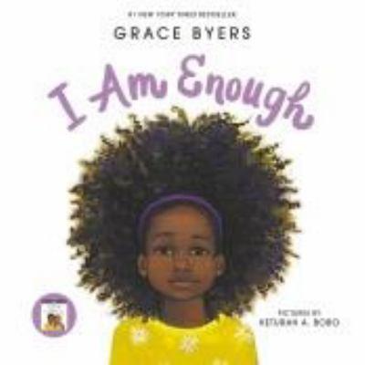 I am enough / by Byers, Grace,