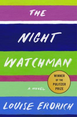 The Night Watchman book cover