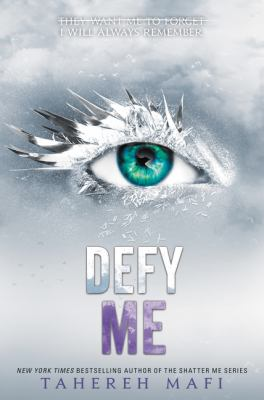 Book cover: Defy Me by Tahereh Mafi
