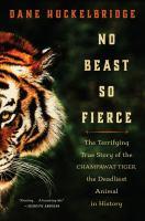 No Beast So Fierce book Cover