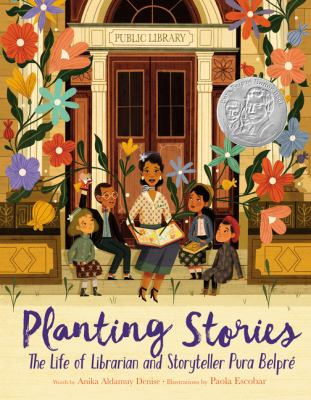 Planting stories : by Denise, Anika,