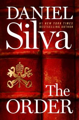 The Order (Gabriel Allon series #20) book cover