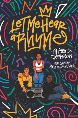 Let me hear a rhyme / by Jackson, Tiffany D.