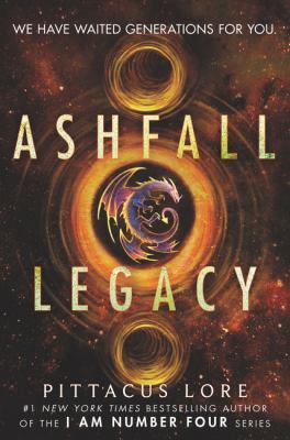 Ashfall legacy / by Lore, Pittacus,