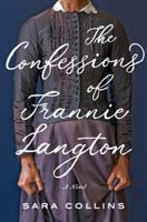 """The Confessions of Fannie Langton"" Book Cover"