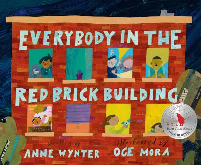 Everybody in the red brick building by Wynter, Anne, author.