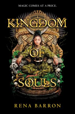 Cover image of book Kingdom of Souls