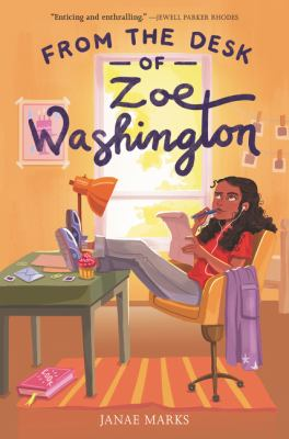 From the Desk of Zoey Washington Cover