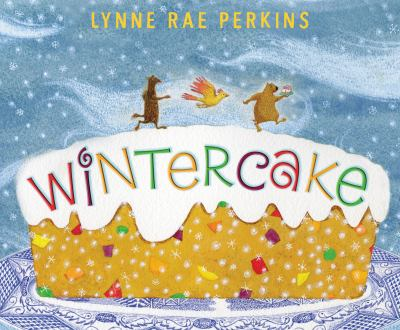 Cover Art for Wintercake