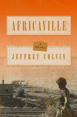 Africaville book jacket