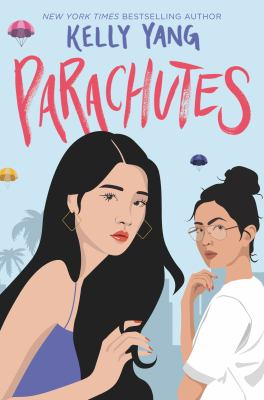 Parachutes book cover