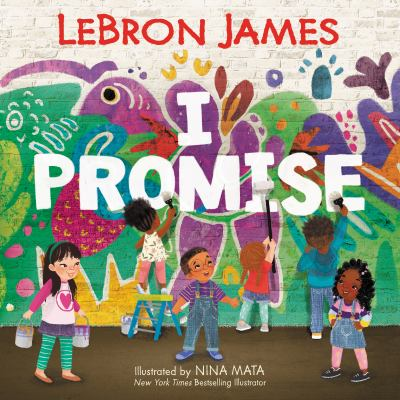 I promise / by James, LeBron,
