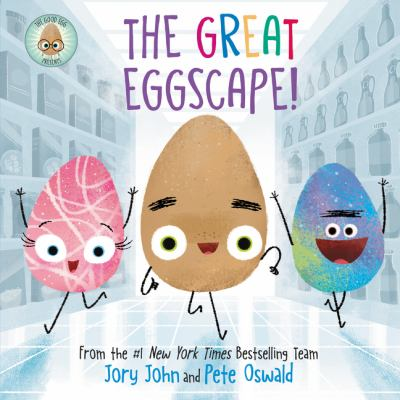 The Good Egg Presents the Great Eggscape