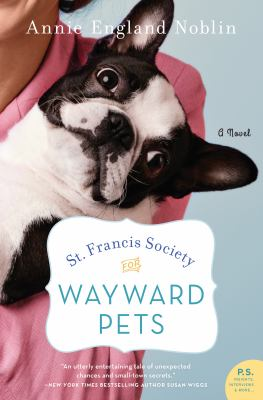 Cover Art for St. Francis Society for Wayward Pets