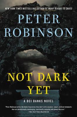 Not Dark Yet - April