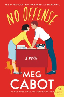 Book Cover: No Offense by Meg Cabot