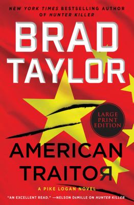 American traitor [large print]