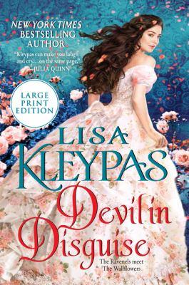 Devil in disguise [large print] : the Ravenels meet the Wallflowers