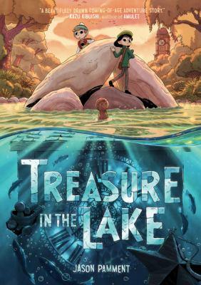Treasure in the lake