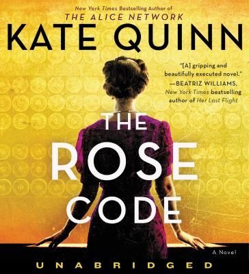 The rose code / by Quinn, Kate,