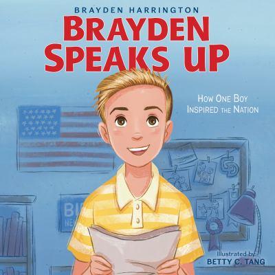 Brayden speaks up