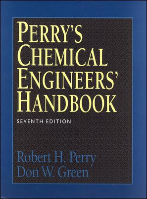 Cover Image: Perry's Chemical Engineers' Handook