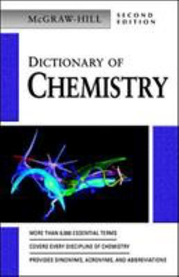 Cover Image: McGraw Hill Dictionary of Chemistry