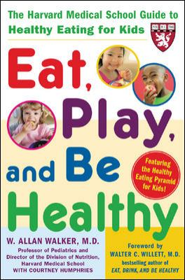 Eat, Play, and Be Healthy Cover Art