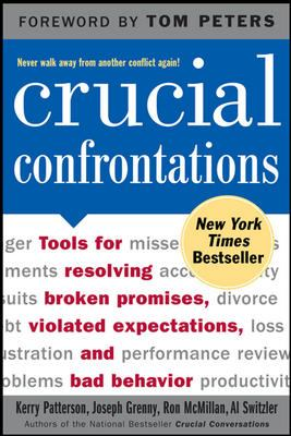 cover art for crucial confrontations