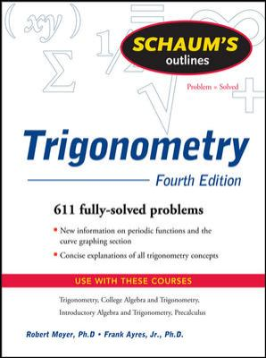 book cover Trigonometry: with calculator-based solutions