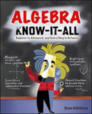 book cover Algebra Know-It-ALL
