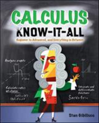 book cover - Calculus Know-It-ALL
