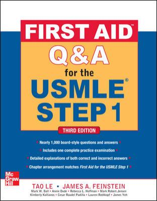 First Aid Q and A for the USMLE, Step 1
