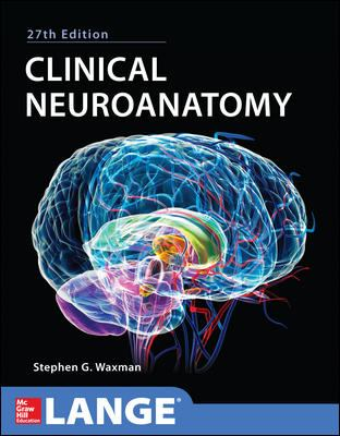 Book cover - image of brain and cortex