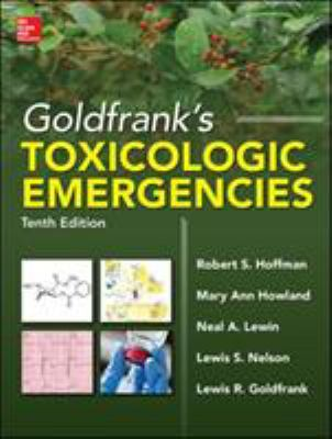 Book cover of Goldfrank's Toxicologic Emergencies