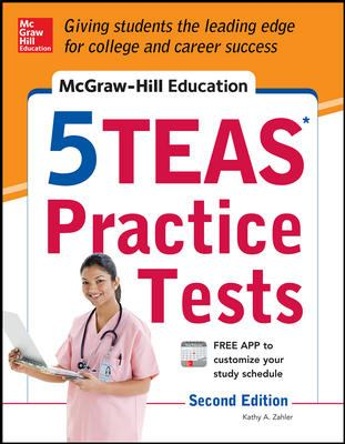 Cover: 5 TEAS practice tests