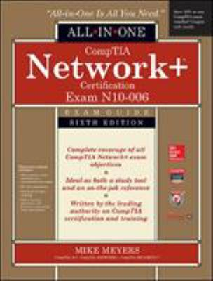 CompTIA Network+ All-in-One Exam Guide Cover Art