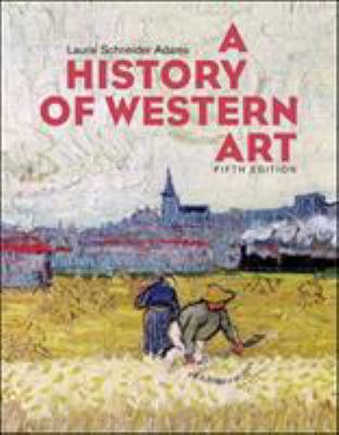 history of western art book cover
