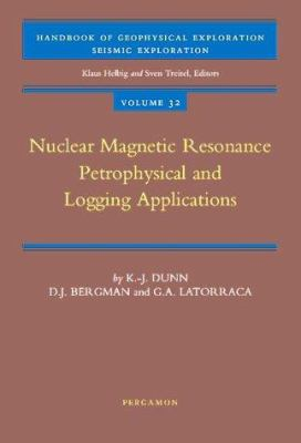book cover: Nuclear Magnetic Resonance: petrophysical and logging applications