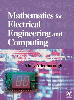 book cover:  Mathematics for Electrical Engineering and Computing