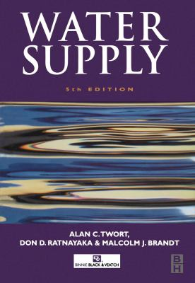 book cover: Water Supply