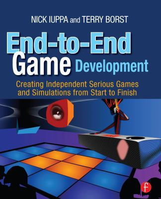 book cover: End-To-End Game Development