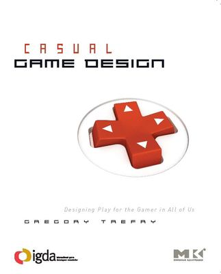 book covers: Casual Game Design