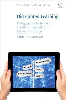 [Book Cover] Distributed Learning