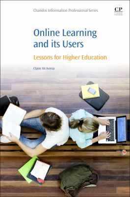 [Book Cover] Online Learning and Its Users