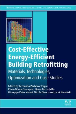 Book Cover of Cost-Effective Energy Efficient Building Retrofitting - Click to open book in a new window