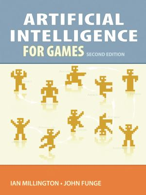 book cover:  Artificial Intelligence for Games
