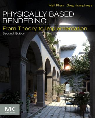 book cover:Physically Based Rendering