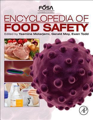 Cover Art for Encyclopedia of Food Safety by Yasmine Motarjemi (Editor-In-Chief)