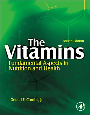 Book cover for The Vitamins